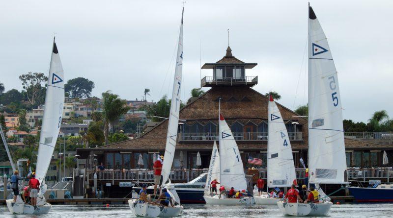 San Diego Yacht Club Host Sail for Veterans