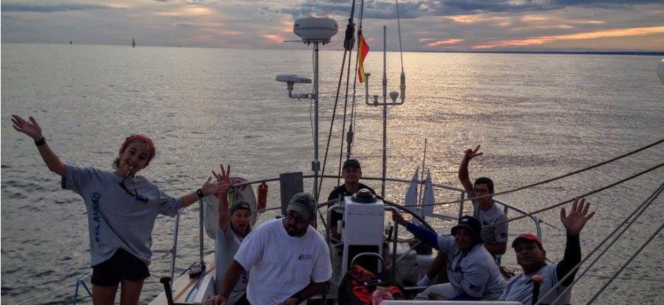 SailAhead: Let's Take a Veteran Sailing