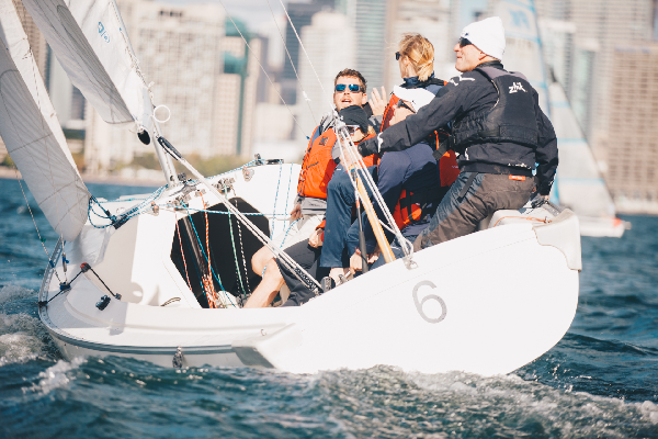 Invictus Games Welcome the Sailing Community