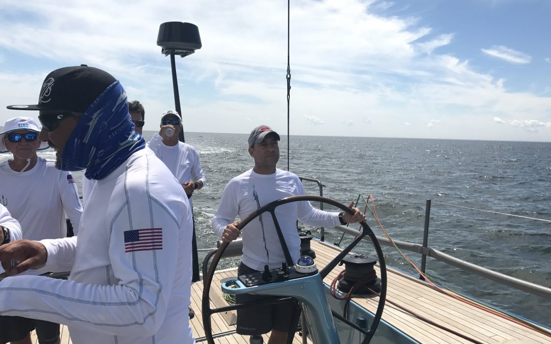 Chessie Racing Takes to Long Island Sound