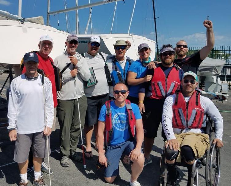 Outreach Activities – Beyond Sailing