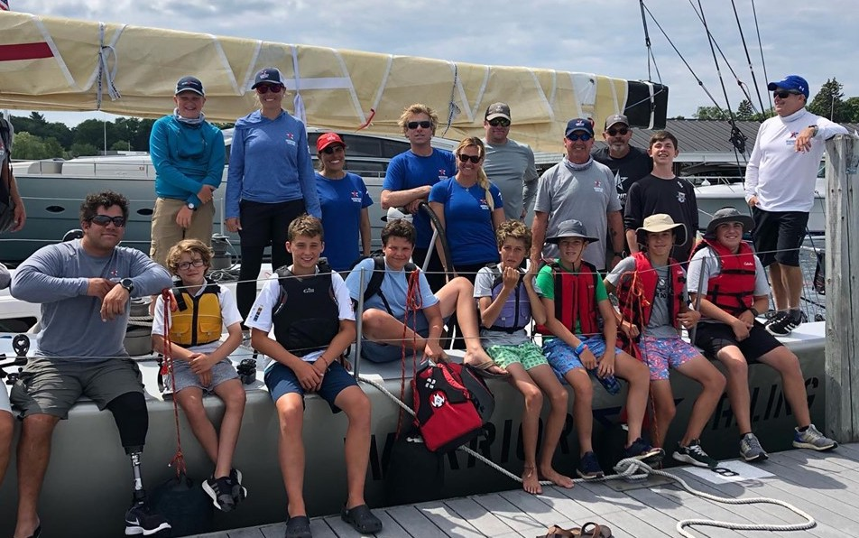 Wrapping up the Summer Tour at the LTYC's Ugotta Regatta