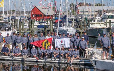 Warrior Sailing Returns to Annapolis